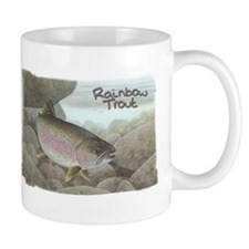 Rainbow Trout, Fish Mug
