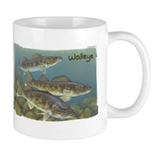 Walleye, Fish Mug