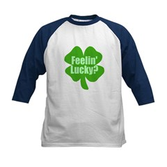 Feelin Lucky? Funny St. Patrick's Day Tee