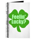 Feelin Lucky? Funny St. Patrick's Day Journal