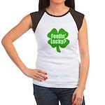 Feelin Lucky? Funny St. Patrick's Day Women's Cap