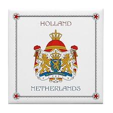 Tile Coaster - NETHERLANDS (Holland)