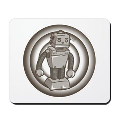 Vintage Robot Mousepad