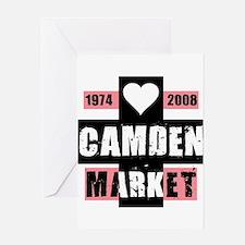 Camden Market Greeting Card