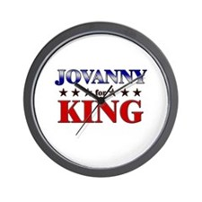 JOVANNY for king Wall Clock