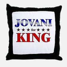 JOVANI for king Throw Pillow