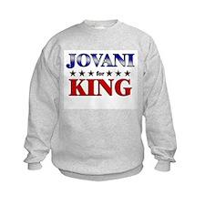 JOVANI for king Sweatshirt