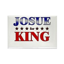 JOSUE for king Rectangle Magnet