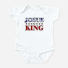 JOSUE for king Infant Bodysuit