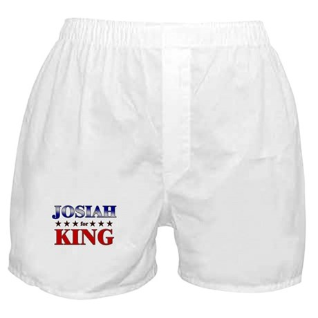 JOSIAH for king Boxer Shorts
