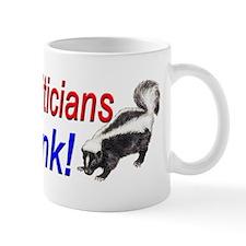 All Politicians Stink Mug