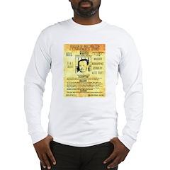 Wanted Doc Barker Long Sleeve T-Shirt