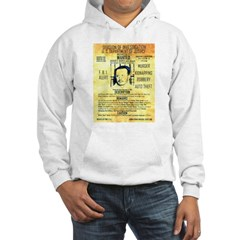 Wanted Doc Barker Hoodie