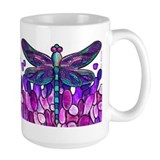 Dragonfly Coffee Mugs