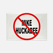 Anti Mike Huckabee Rectangle Magnet