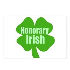 Honorary Irish St. Patrick's Day Postcards (Packag