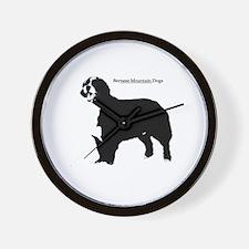 Berner Gear Wall Clock