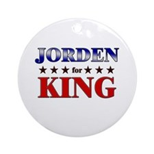JORDEN for king Ornament (Round)