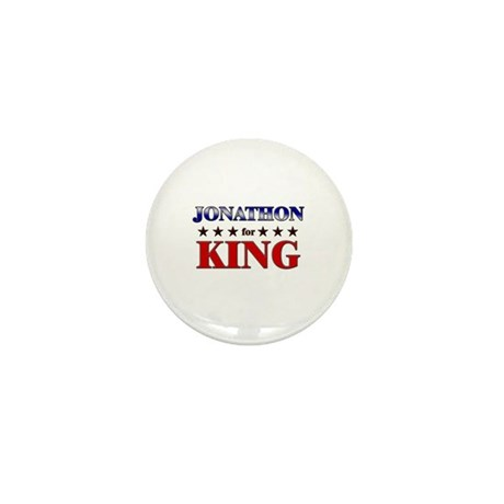 JONATHON for king Mini Button (10 pack)