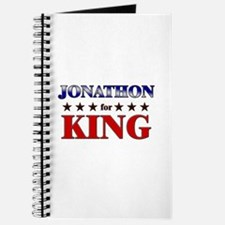 JONATHON for king Journal