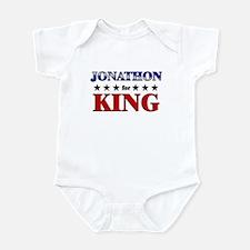 JONATHON for king Infant Bodysuit