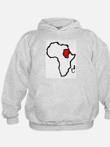 Heart of Africa Hoodie