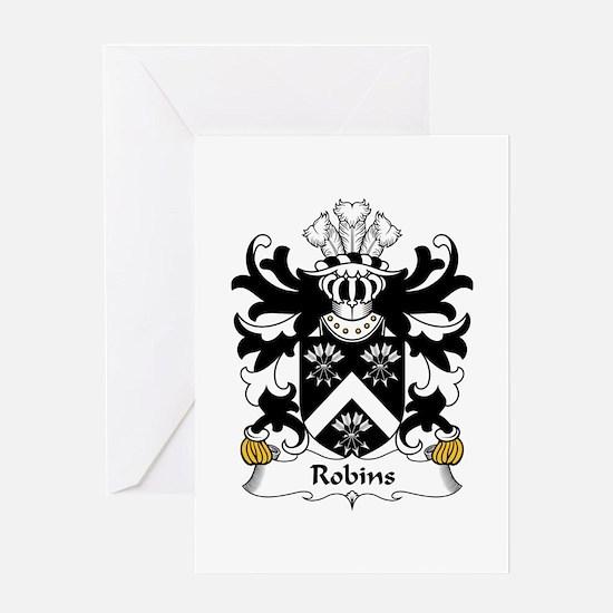 Robins (or Robinson, Bishop of Bangor) Greeting Ca
