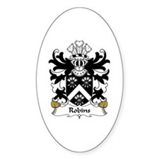 Robins (or Robinson, Bishop of Bangor) Decal
