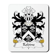 Robins (or Robinson, Bishop of Bangor) Mousepad