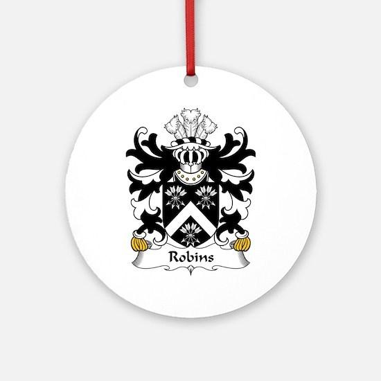 Robins (or Robinson, Bishop of Bangor) Ornament (R