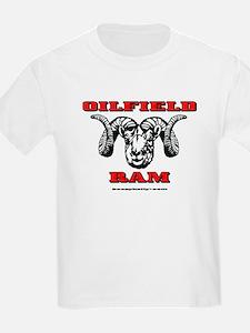 Oilfield Ram T-Shirt