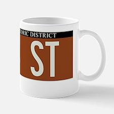 68th Street in NY Mug