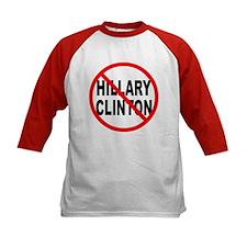 Anti Hillary Clinton (Front) Tee