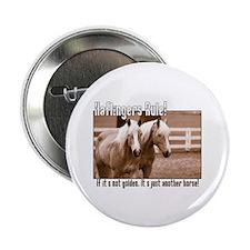 "Haflinger Horse 2.25"" Button (10 pack)"