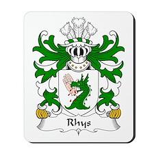 Rhys (GOCH OF YSTRAD YW) Mousepad