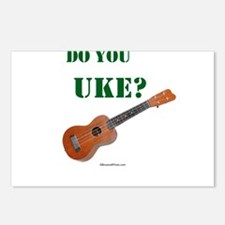 Do you UKE? Postcards (Package of 8)