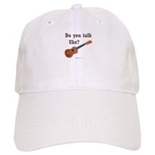 Do you talk Uke? Baseball Baseball Cap