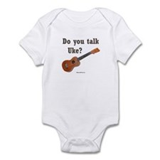Do you talk Uke? Infant Bodysuit