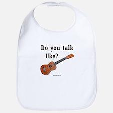 Do you talk Uke? Bib