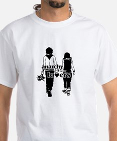 Anarchy is for lovers... Shirt