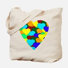 Heart of Hearts Tote Bag