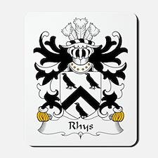 Rhys (AP Sir GRUFFUDD) Mousepad