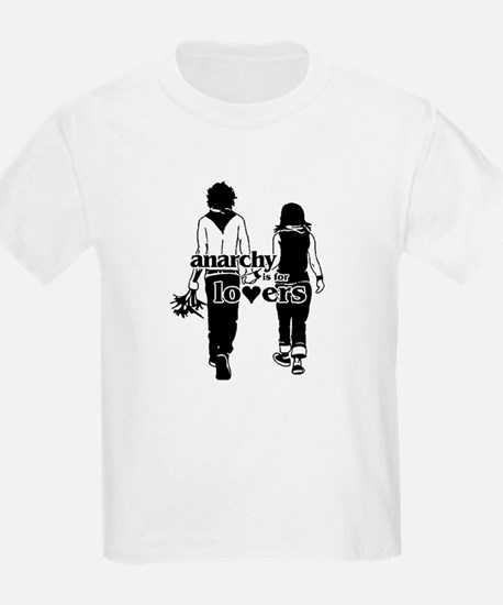 Anarchy is for lovers... T-Shirt