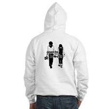 Anarchy is for lovers... Hoodie