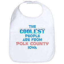 Coolest: Polk County, IA Bib