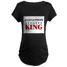 JOHNATHON for king T-Shirt
