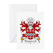 Rhydderch (LE GROS) Greeting Card