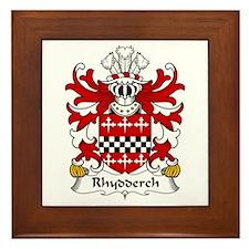 Rhydderch (LE GROS) Framed Tile
