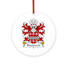Rhydderch (LE GROS) Ornament (Round)