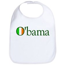 Obama Irish Bib